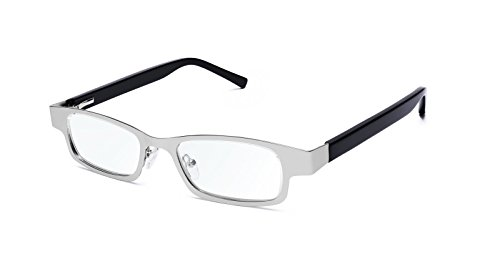 Eyejusters Self Adjustable Glasses Combination Sliver product image