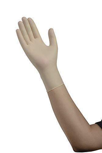 Cardinal Health 8882DOTP Esteem Stretchy Synthetic Powder-Free Non-Sterile Vinyl Exam Gloves, Medium (10 Boxes of 150)