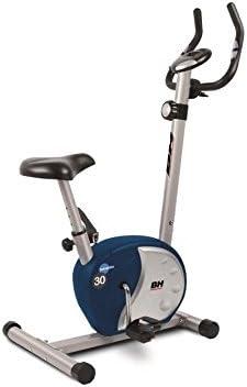 BH Fitness BH 3.0 Bicicleta estática Plegable, Unisex Adulto, Gris ...