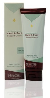 Miracell Hand & Foot Cream Pure Botanical Extracts