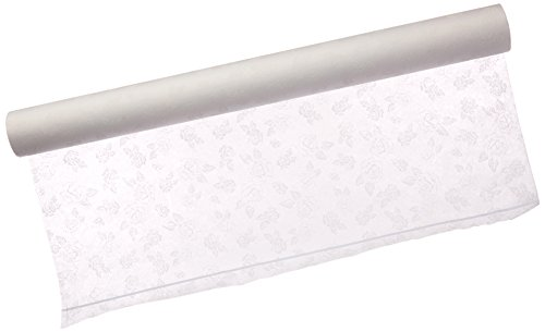 (Beistle 53026 Elite Collection Aisle Runner, 3-Feet by)