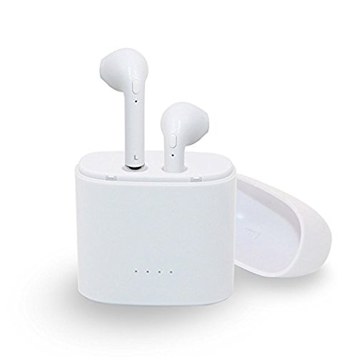 Amazon.com: ZQMD Bluetooth Earbuds,Wireless Sports Earphone/Stereo-Ear Sweatproof Earphones with Charging Case for iPhone X/8/7/6/6s Plus Samsung Galaxy S8, ...