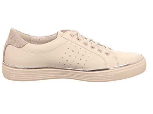 Mephisto Cordones Zapatos De Weiß Mujer Para FrFnB1Eqwx