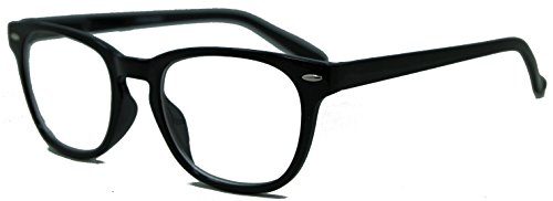 In Style Eyes¨ Relaxed Classic BiFocal Reading Glasses/Black/2.25