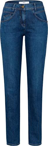 Slim Femme 25 Blau Jean Blue Used Brax Regular 5qwgZwC