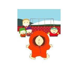 Amazon Com South Park Ass Face Kenny Magnet Sm1093