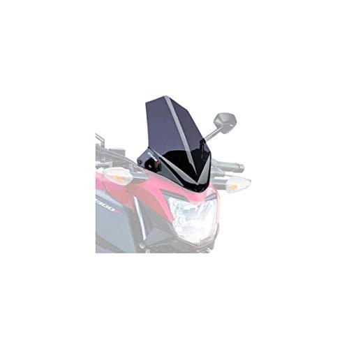 (Puig 15-19 Honda CB300F Naked Generation Sport Windscreen (Smoke))