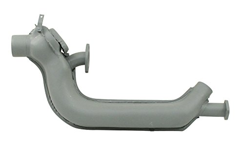 Flanged Heater Box - VW BUG BUGGY Hi Performance 1 1/2