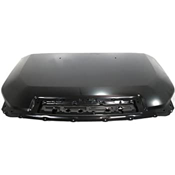OE Replacement Honda Fit Hood Panel Assembly Partslink Number HO1230153