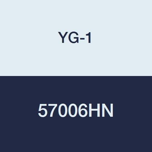 1//16 2-1//2 Length Miniature Ball Nose Double YG-1 57006HN HSS End Mill Long Length 2 Flute TiN Finish