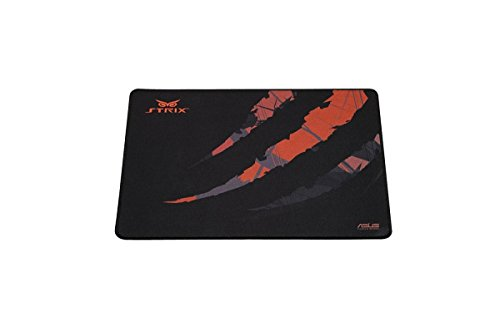 Asus STRIX Glide Control Gaming Pad Mouse Mat with Fray Resistant Design