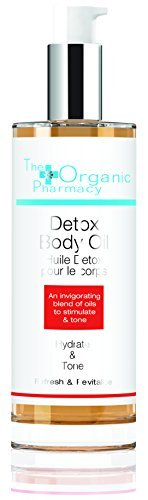 The Organic Pharmacy - Detox Cellulite Body Oil (3.38 oz / 100 ml) (Best Detox For Cellulite)