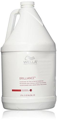 Wella Professionals Brilliance Conditioner For Fine To Norma