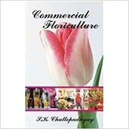 commercial flowericulture book in