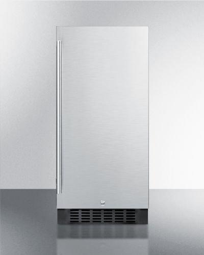 Summit Stainless Steel Outdoor Refrigerator (Summit SPR316OSCSS Upright Refrigerator, Stainless Steel)
