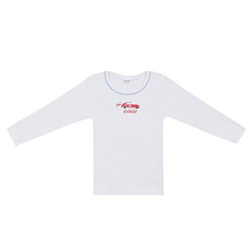Blanco Blanco Chico Camiseta Chico blanco Absorba Camiseta Absorba Camiseta blanco Absorba wxtpnzq8nC