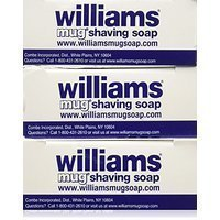 Williams Mug Shaving Soap, 1.75 Oz (Pack of 3) Thank you to all the patrons We hope that he has gained the trust from you again the next time the service
