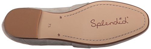 Splendid Women's Delta Loafer Flat Grey N7mUO7u