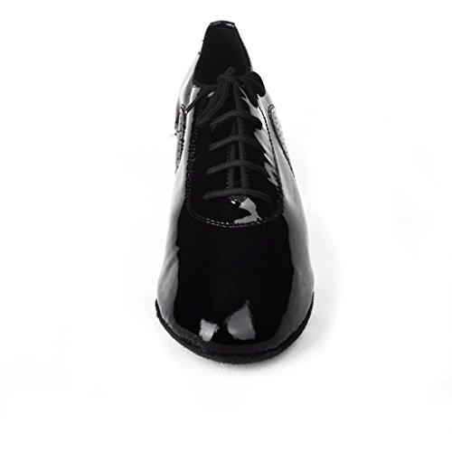 Men's Jig Foo Salsa Ballroom Tango Latin Dance Shoes