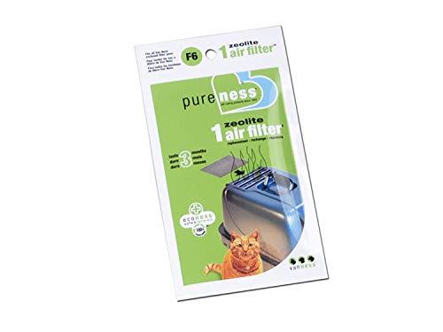 Pureness F6 Zeloite Air Filter (6-Pack)