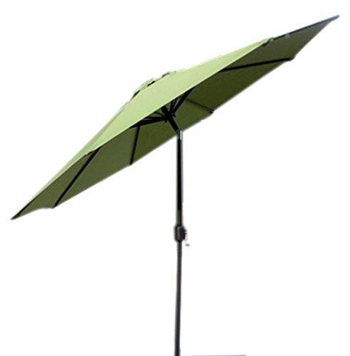 Outdoor Olive - VMI M-03632 9 Ft Aluminum Umbrella, 9', Olive Green