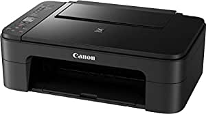 Canon Inkjet Multifunction Printer,Printer, Scanner & Copier - TS3140