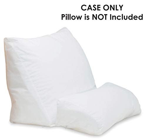 Contour Products Flip Pillow Cover King Size 30 Inch Width