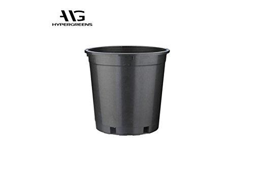2 gallon plastic pots - 6
