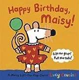 Happy Birthday, Maisy, Lucy Cousins, 076364093X
