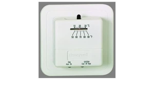 Honeywell CT31A1003 Heat/Cool Non-Programmable Thermostat by Honeywell - - Amazon.com