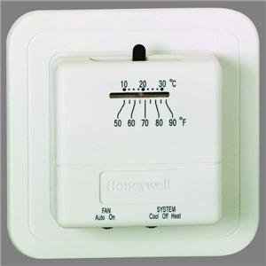 Honeywell CT31A1003 Heat/Cool Non-Programmable Thermostat by Honeywell