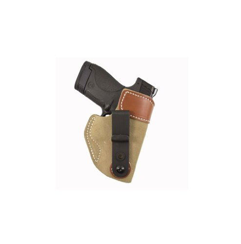 DeSantis Sof-Tuck S&W Shield Right Hand Tan from DeSantis Gunhide