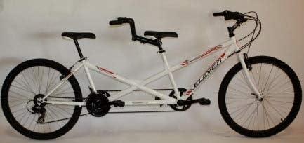 Eleven Bicicleta Tandem 18 V: Amazon.es: Deportes y aire libre