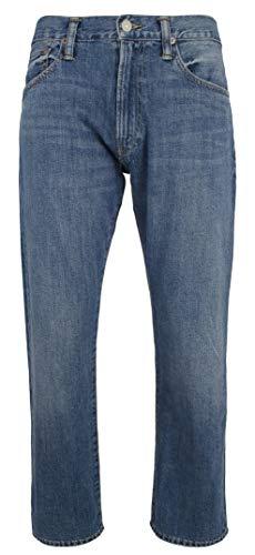 Polo Ralph Lauren Men's Hampton Relaxed Straight Jeans Pant-B-36WX30L