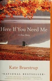 Download Here If You Need Me - A True Story PDF