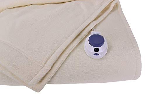 Soft Heat Luxury Micro Fleece Best Electric Blanket