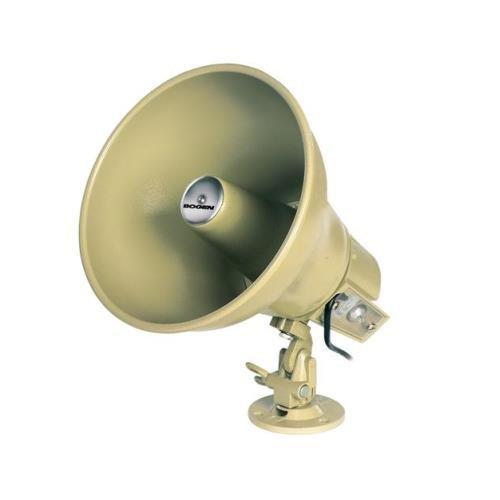 Bogen BG-AH15A Bogen 15 watt Amplified Horn - NEW - White Box - BG-AH15A