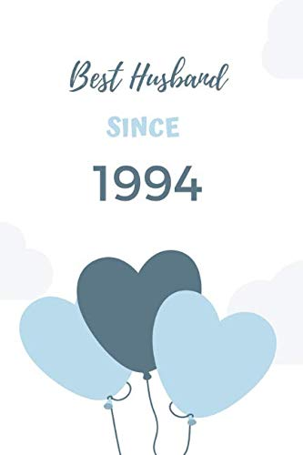 Best Husband since 1994: Cute Gift for your Hubby on anniversary ()