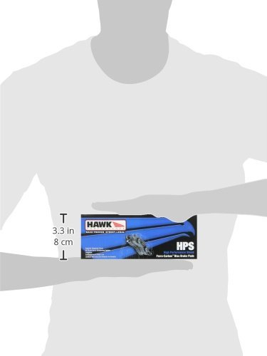 Hawk Performance HB668F.567 HPS Brake Pad