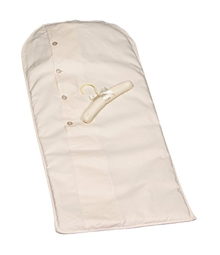 Christening Bag - Foster-Stephens, inc Acid-Free Christening or Child Size Muslin Garment Bag 38
