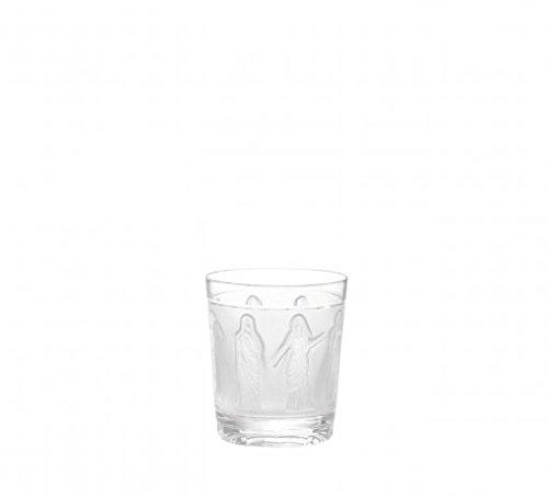 Copo para Whisky Lalique modelo Femmes Antiques 370 ml - Cada