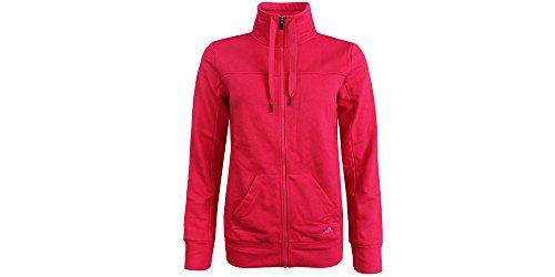 Donna Con Giacca Colore Felpa Da Cappuccio Rosa Adidas Maglia CaxwtqPw