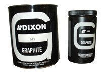 Lubricating Natural Graphite, 1 lb Can (8 Pack) by Dixon Graphite