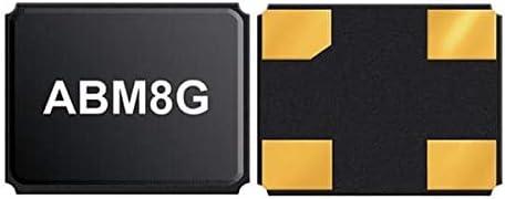 40C 85C Crystals 26.000MHz 18pF 30ppm ABM8G-26.000MHZ-18-D2Y-T Pack of 50