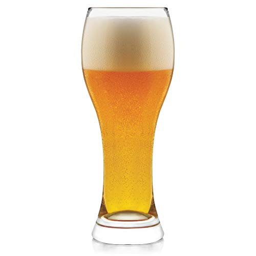 (Libbey Craft Brews Wheat Beer Glasses, 23-ounce, Set of 6 )