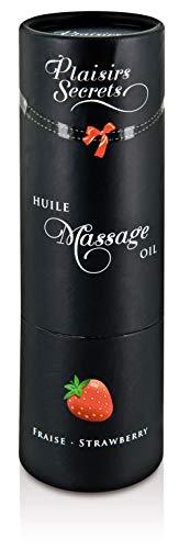 Edible Massage Oil high Quality Bottle 2.07fl oz (Strawberry)