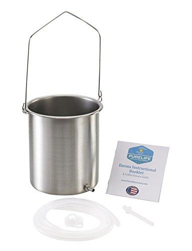 PureLife Enema Bucket Extra Large