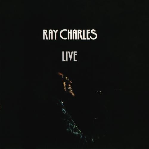 Ray Charles Live by Rhino Atlantic