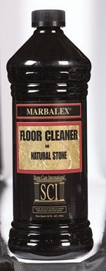 Stone Care International Marbalex Floor Cleaner, 32-Ounce