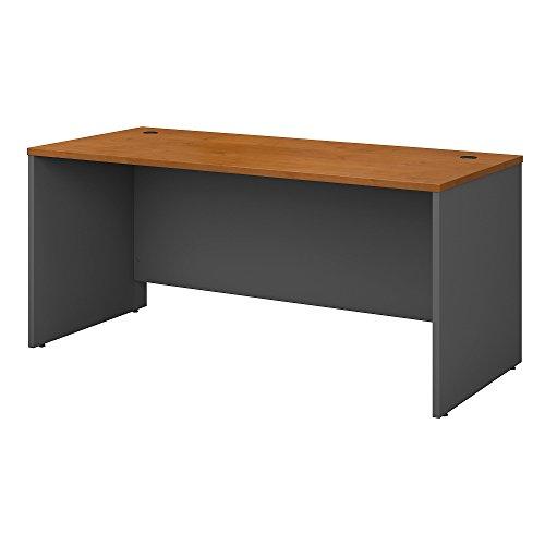Bush Business Furniture Series C 66W x 30D Office Desk in Natural Cherry ()